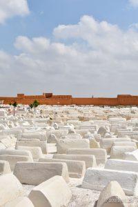 Marrakesh - Jewish Cemetery