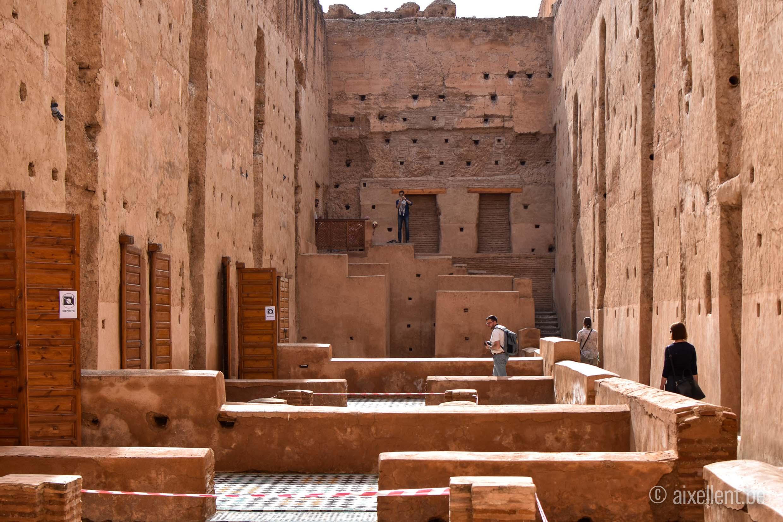 Marrakesh - El Badii Palace