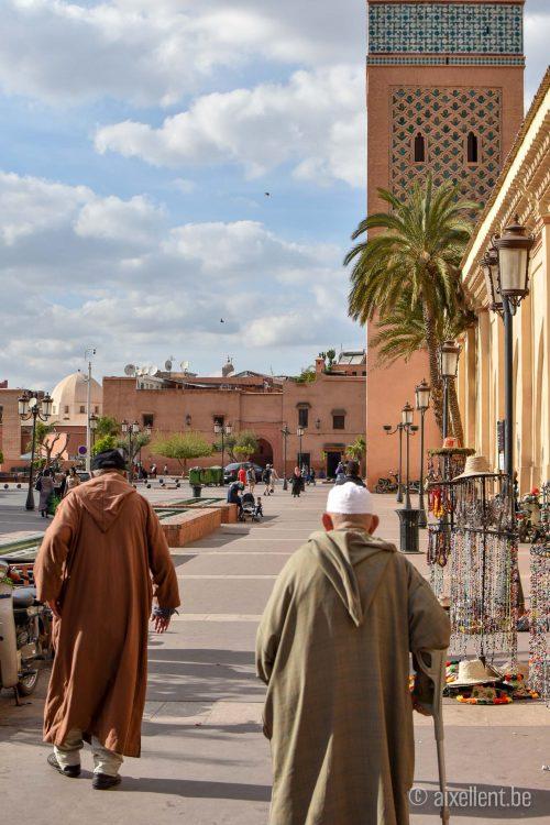 Marrakesh - Rue de la Kasbah