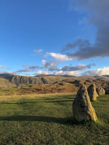 Lake District - Castlerigg Stone Circle