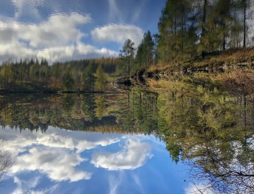 LAKE DISTRICT: reflective photography