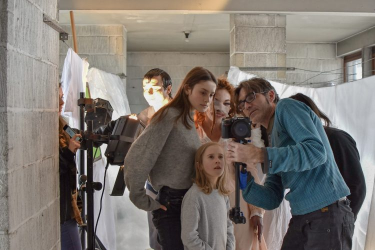 HoneyPoney Making of the videoclip SOW