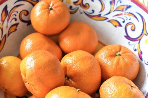 San Antonio - tangerines