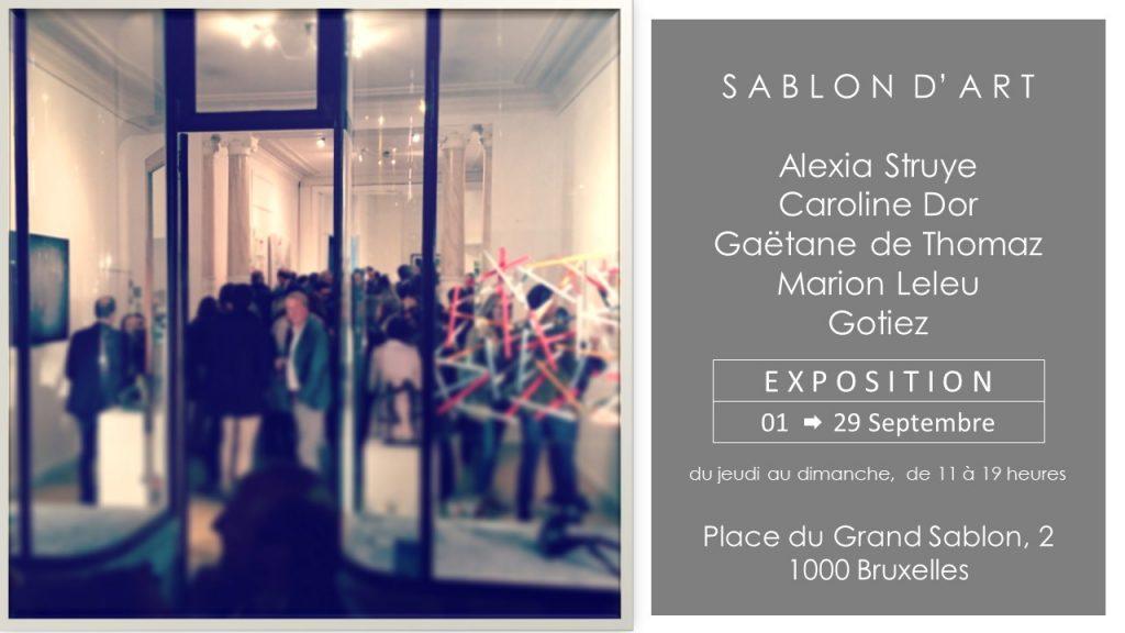Calendar - Sablon d'Art invite