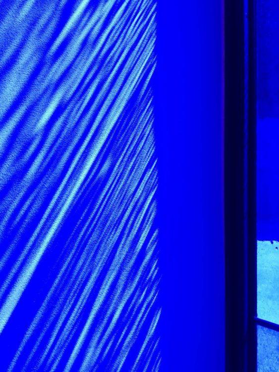 Gallery/artwork - BLUE - Marrakech
