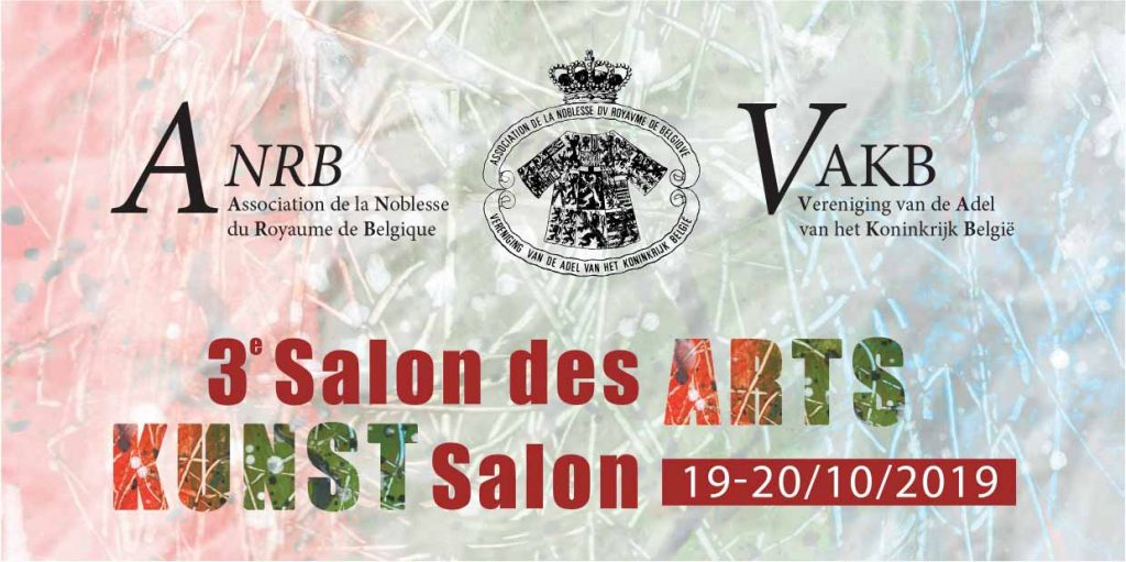 Calendar - Salon des Arts/Kunstsalon POSTER