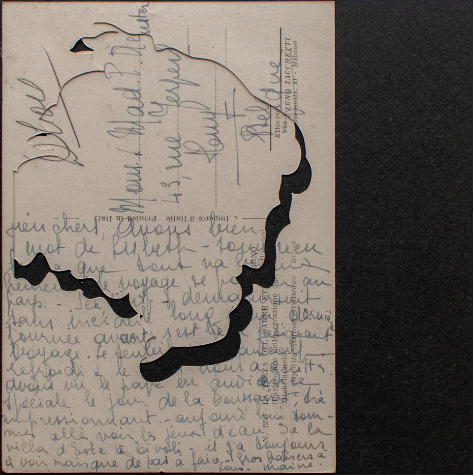 collage correspondence
